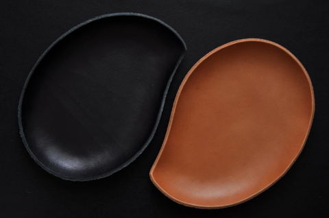 芒果盆皿(Mango leather tray)