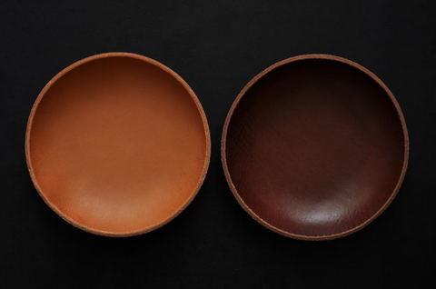 盆皿(Leather Bowl)