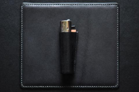 Clipper lighter case Black