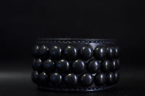 3Row Black Marble