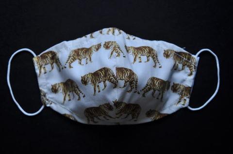 Tiger pattern Mask (M/Ladies/Mens)