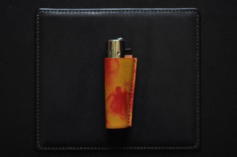 Clipper lighter case Yellowmix
