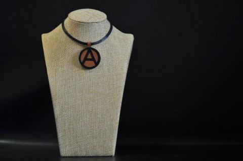 (A) Symbol Necklace Camel