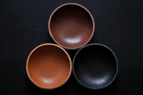 盆皿(Leather Bowl) Small