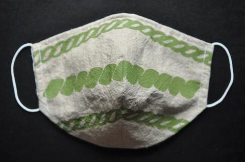 ZERRY Mask Green (L/Ladies/Mens)
