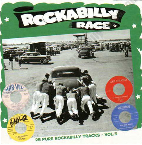 V.A / ROCKABILLY RACE VOL.5 (CD)