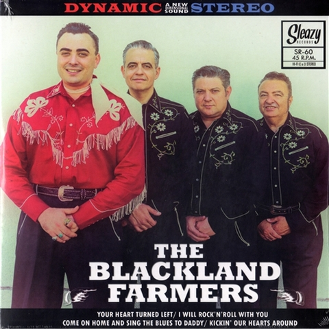 BLACKLAND FARMERS / EP (EP)