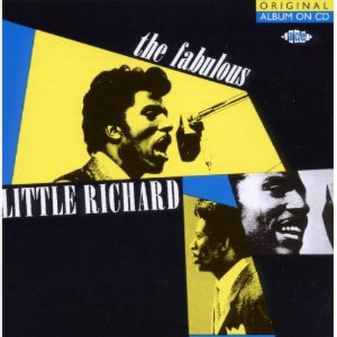 LITTLE RICHARD / FABULOUS LITTLE RICHARD (CD)