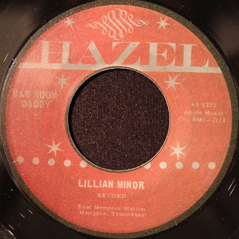 "LILLIAN MINOR / YOU BEEN A LONG TIME GONE (7"")"