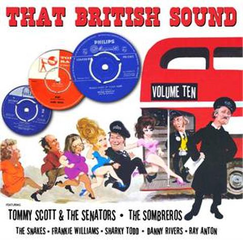 V.A / THAT BRITISH SOUND VOL.10 (CD)