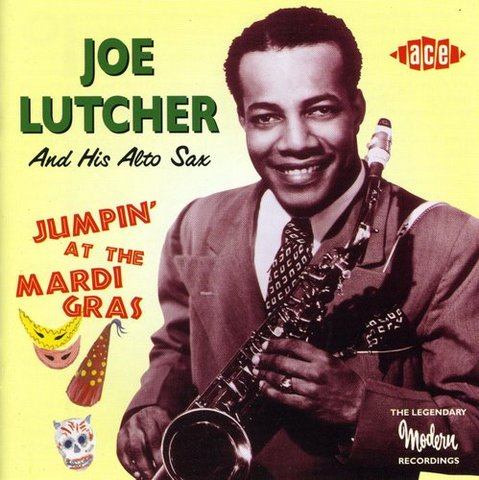 JOE LUTCHER / JUMPIN' AT THE MARDI GRAS (CD)