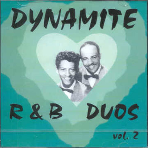V.A / DYNAMITE R&B DUOS VOL.2 (CD)