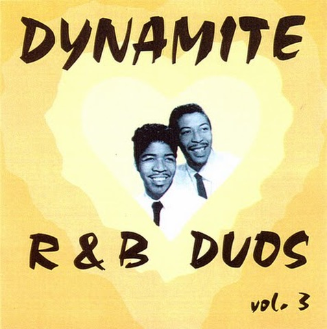 V.A / DYNAMITE R&B DUOS VOL.3 (CD)