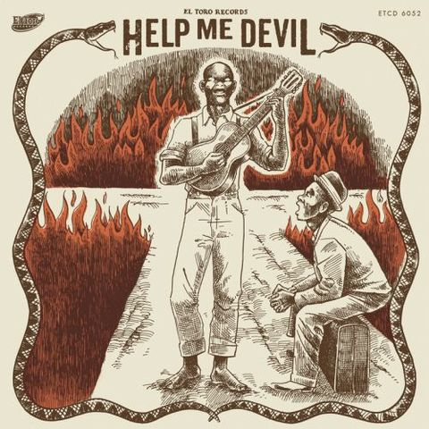 HELP ME DEVIL / LOKANTA HELL (CD)