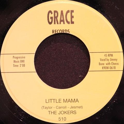 """JOKERS / LITTLE MAMA (7"""")"""