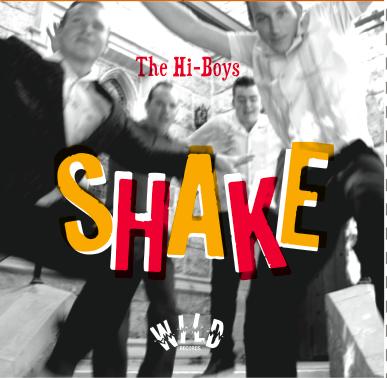 HI-BOYS / SHAKE (CD)