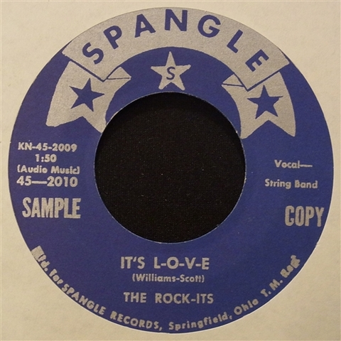 "ROCK-ITS / IT'S LOVE (7"")"