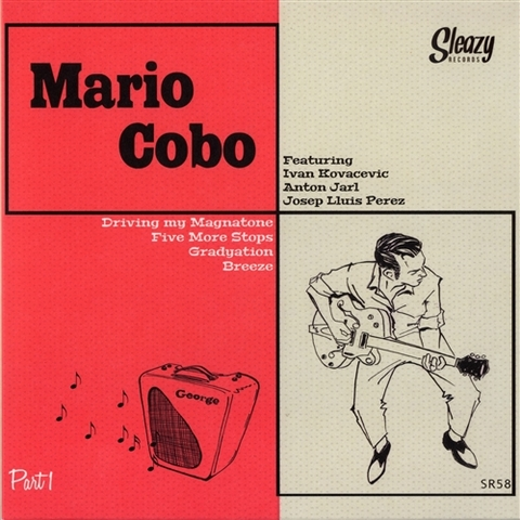 MARIO COBO / EP (EP)