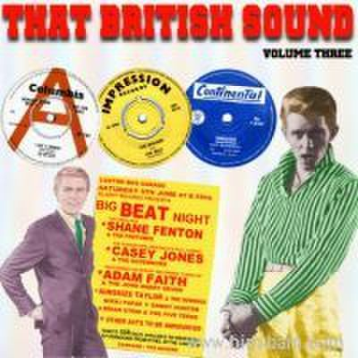 V.A / THAT BRITISH SOUND VOL.3 (CD)