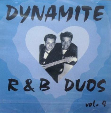 V.A / DYNAMITE R&B DUOS VOL.4 (CD)