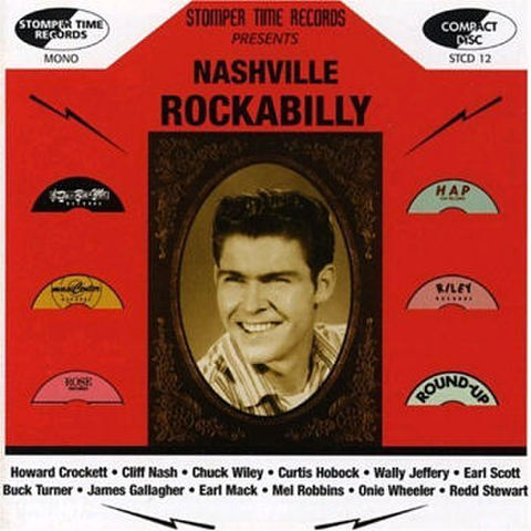 V.A / NASHVILLE ROCKABILLY (CD)