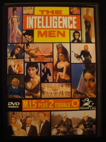 THE INTELLIGENCE MEN