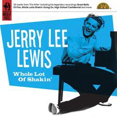 JERRY LEE LEWIS / WHOLE LOT OF SHAKIN' (CD)