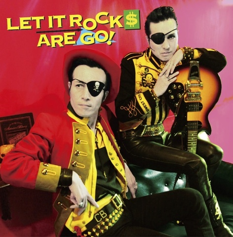 LET IT ROCKS / ARE GO! (CD)