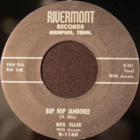 "REX ELLIS / BOP HOP JAMBOREE (7"")"