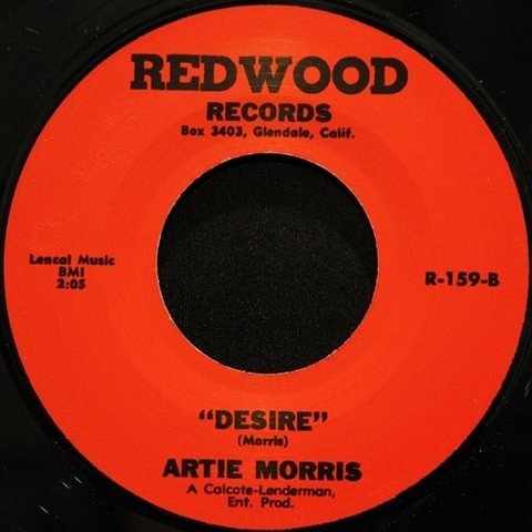 "ARTIE MORRIS / DESIRE (7"")"