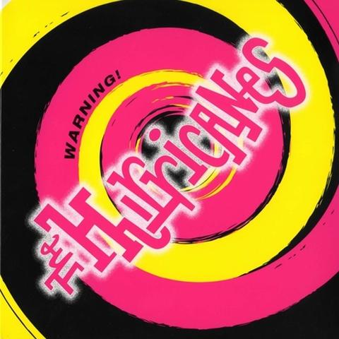 HURRICANES / WARNING! (CD)