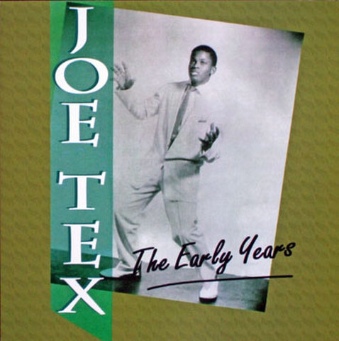 JOE TEX / EARLY YEARS (CD)