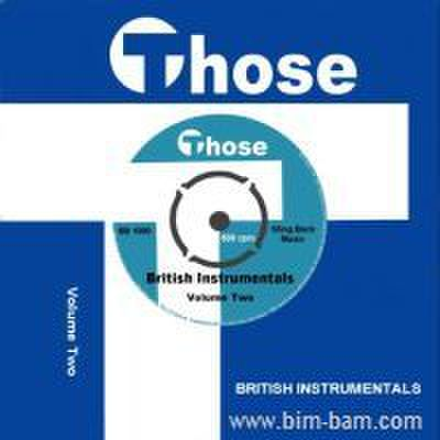 V.A / THOSE BRITISH INSTRUMENTALS VOL.2 (CD)