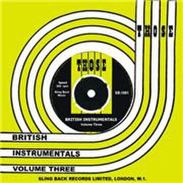 V.A / THOSE BRITISH INSTRUMENTALS VOL.3 (CD)