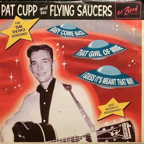PAT CUPP / 56' DEMO (EP)
