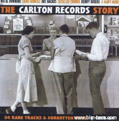 V.A / CARLTON RECORDS STORY (CD)