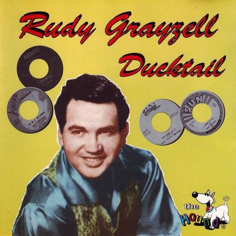RUDY GRAYZELL / DUCKTAIL (CD)