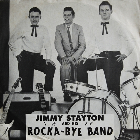 "JIMMY STAYTON / YOU'RE GONNA TREAT ME RIGHT (7"")"