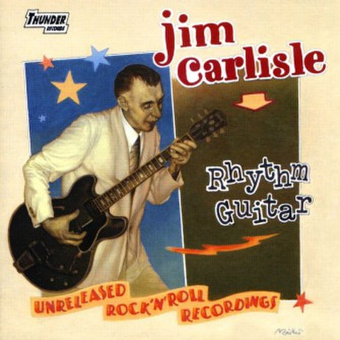 JIM CARLISLE / RHYTHM GUITAR (CD)