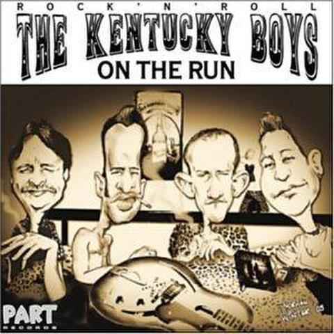 KENTUCKY BOYS / ON THE RUN (CD)