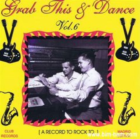 V.A / GRAB THIS & DANCE VOL.6 (CD-R)