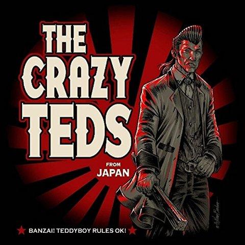 CRAZY TEDS / BANZAI! TEDDY BOY RULES OK! (CD)