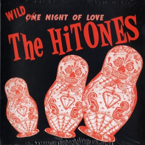 HiTONES / WILD NIGHT OF LOVE (CD)