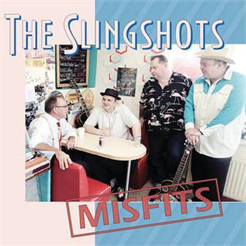 SLINGSHOTS / MISFITS (CD)