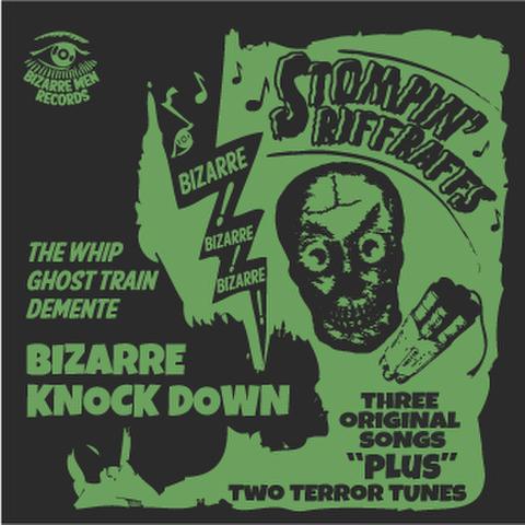 STOMPIN' RIFF RAFFS / BIZARRE E.P. (CD)
