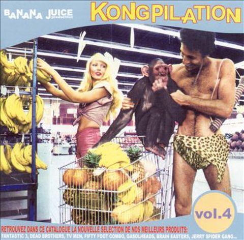 V.A / BANANA JUICE KONGPILATION VOL.4 (CD)