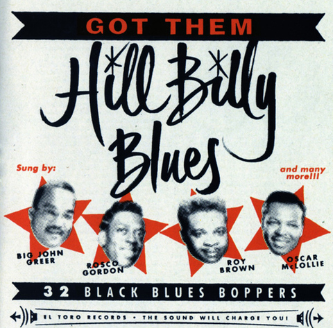 V.A / GOT THEM HILLBILLY BLUES (CD)