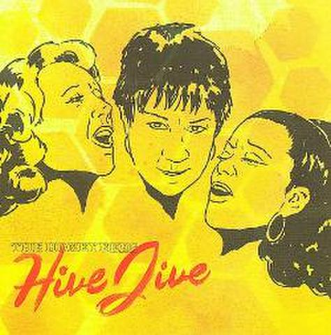 HONEYBEES / HIVE JIVE (CD)