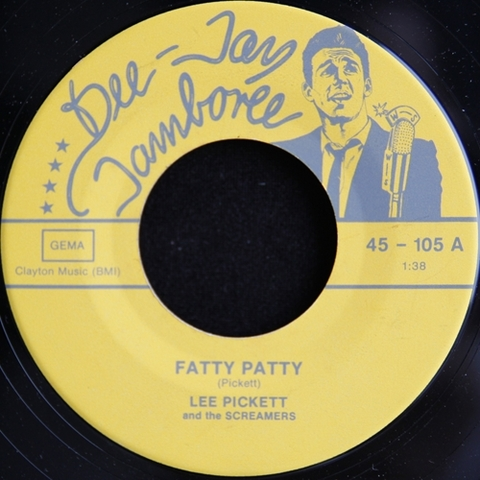 "LEE PICKET / FATTY PATTY (7"")"