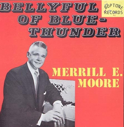 MERRILL MOORE / ROUGH HOUSE 88 (CD)